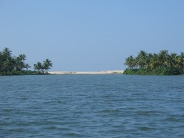 Day Houseboat Cruise And Munroe Island Village Tour