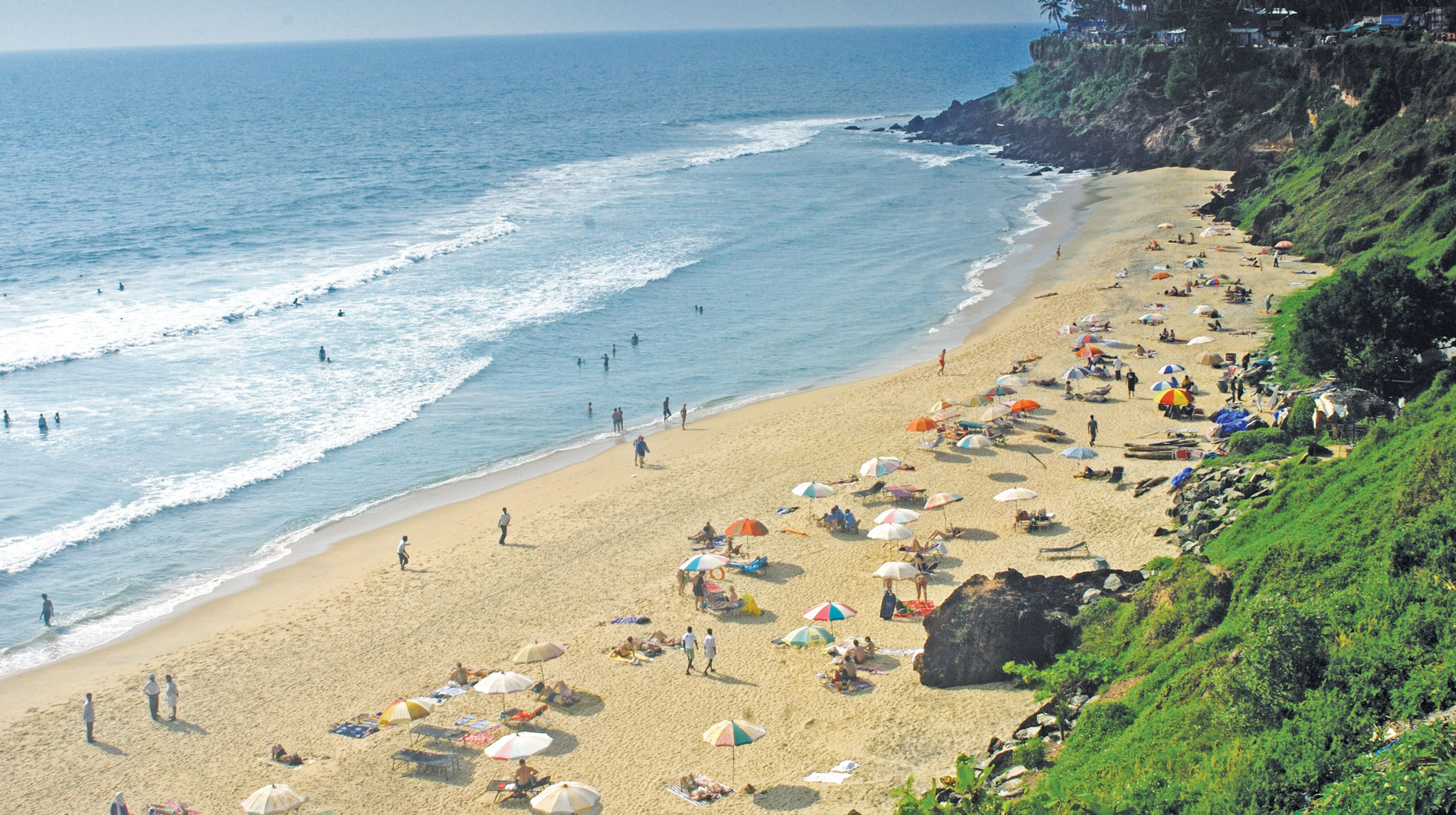 OVERNIGHT TOURS FROM VARKALA BEACH