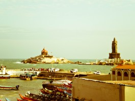 Kanyakumari Day Tour (Cape Comorin)