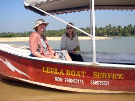 Sunset Cruise at Poovar Island and Golden Sand Beach