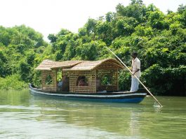 kovalam backwaters