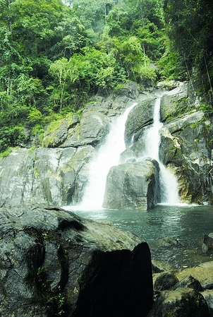 Trivandrum Day Tour Waterfalls Ponmudi