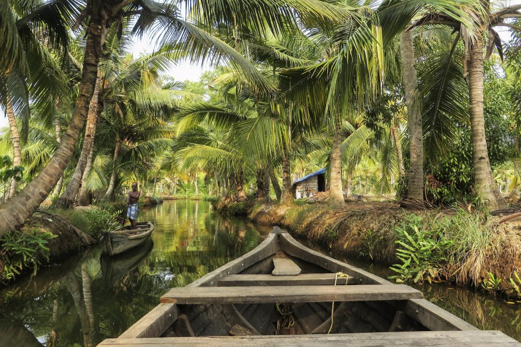 Trivandrum Day Trip-Backwaters village
