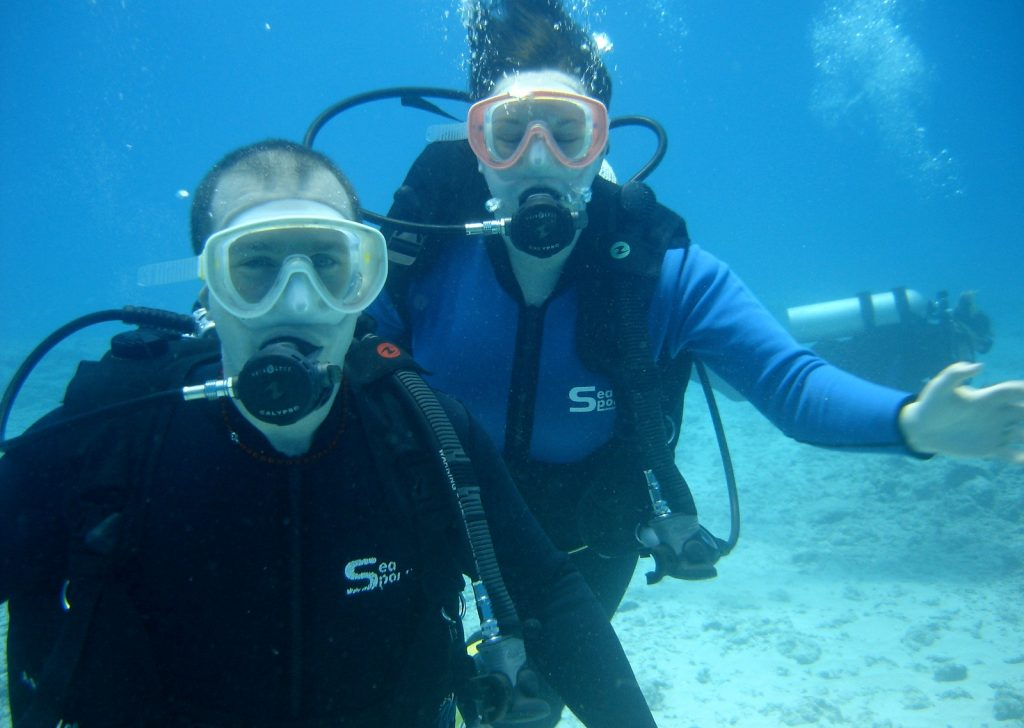 scuba diving trivandrum tour