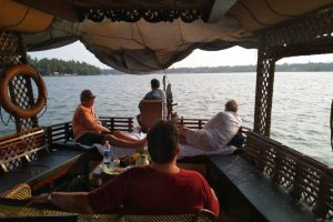 Day Tour Cochin Houseboat Cruise