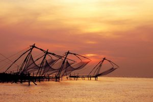 cochin sunset tour