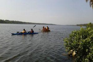 kayaking-trivandrum