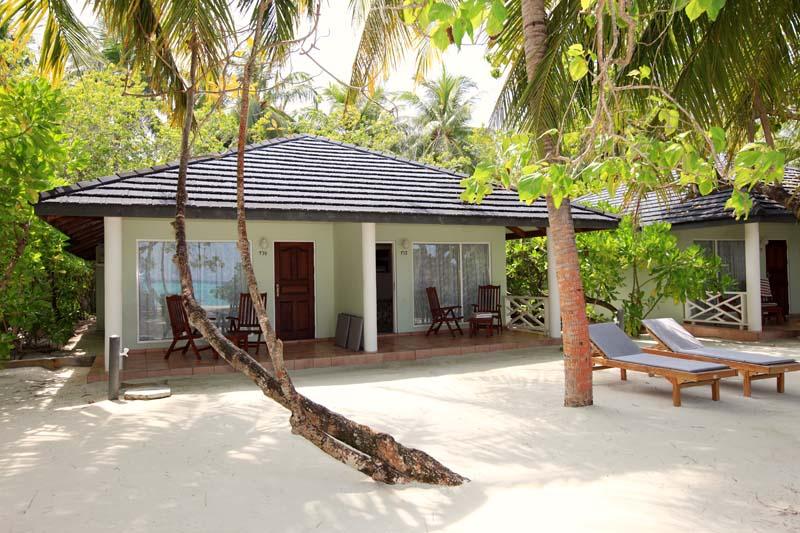 Paradise Island Superior Beach Bungalows Maldives Tours Resort 3 Night 4 Days Kerala To