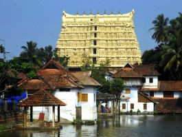 Padmanabhaswamy temple Trivandrum