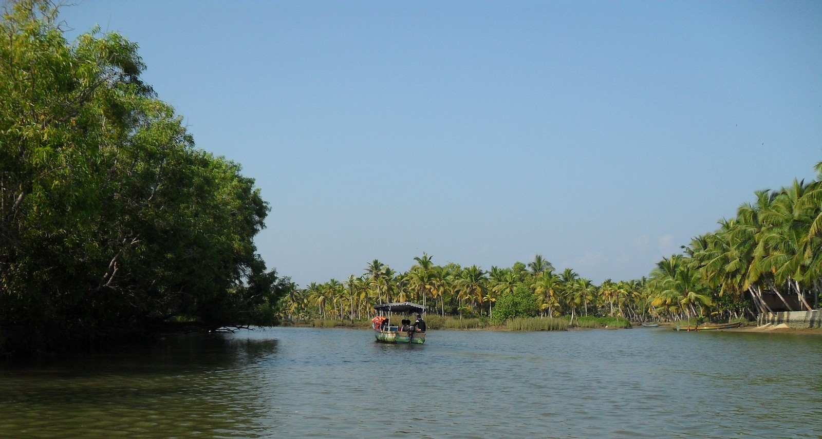 Day Tours From Poovar