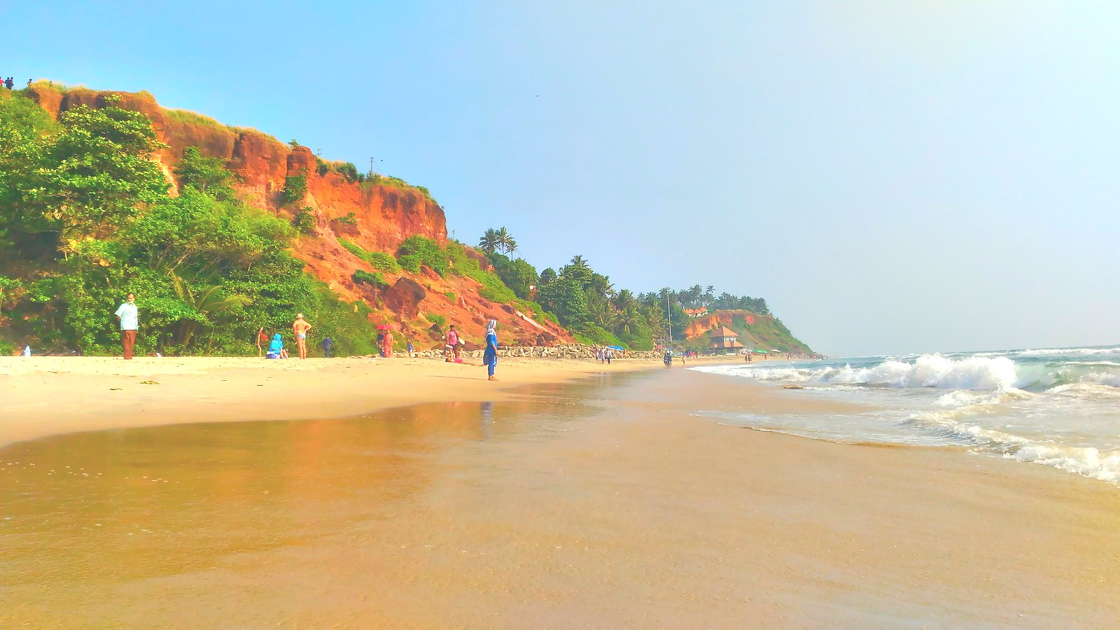 Day tours from Varkala Beach