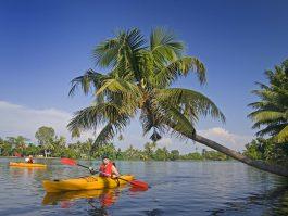 kayaking day tour kochi